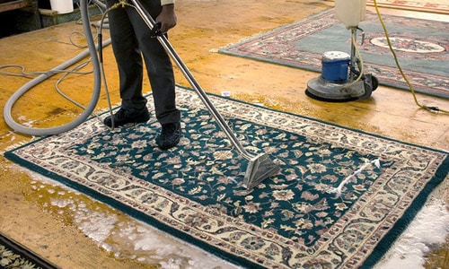 Home Carpet Upholstery cleaning